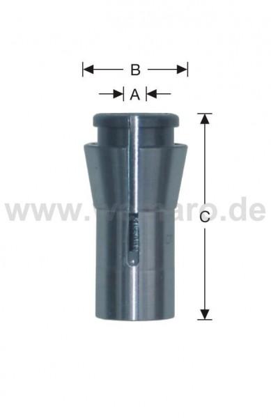 Spannzange 8,0 mm WEGOMA