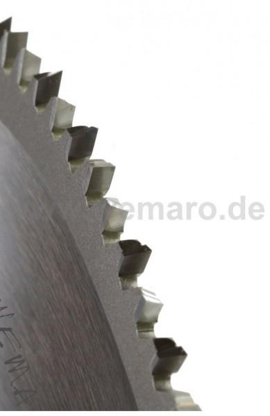 Kreissägeblatt HM-bestückt Spezialzahn GFK 500x3,6x80 mm Z-140 6NL - 6/9/100 mm