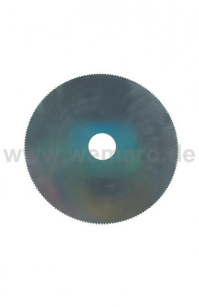 Glasleistensägeblatt HSS, blank 225x2,0x32 mm Z-200 BW 25°