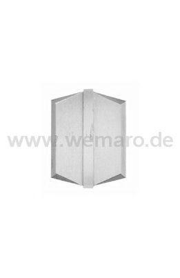 Sichtflächen-Abstechmesser B-24 mm, Nutbr. 3,0 mm, T=0,6 mm